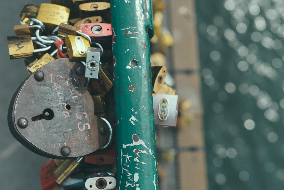 La llave de tu corazón, París